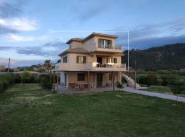 Galazio Beach Villa, villa in Lefkada
