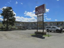 Traveller Motel, hotel em Cranbrook