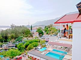 Hotel Ferah, отель в Каше
