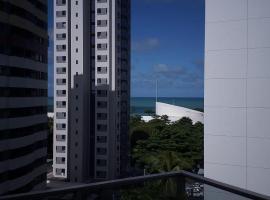APARTAMENTO 4 QUARTOS- PRAIA B.VIAGEM-RECIFE, apartamento no Recife