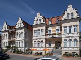 Hotel Villa Auguste Viktoria, hotel near Ferry, Ahlbeck