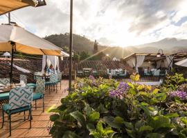 Hotel Boutique Los Pasos, hotel en Antigua Guatemala