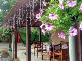Pousada Casa do Bosque, hotel near Serrinha do Alambari Environmental Protection Area, Penedo