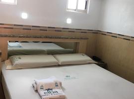 Hotel & suites elba, hotel en Toluca