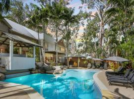 Paradise On The Beach Resort, hotel in Palm Cove