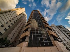 Flat Premier 14 Max Savassi, hotel em Belo Horizonte