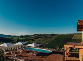 Villa Garassino, hotel a Treiso