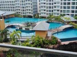 Maldives Laguna Beach Resort 3 อพาร์ตเมนต์ในหาดจอมเทียน