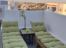 LA SIESTA BEACH RESORT Appartement Penthouse, hotel in Mohammedia