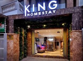 king homestay, hotel near Long Son Pagoda, Nha Trang