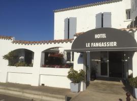 Le Fangassier, hotel in Saintes-Maries-de-la-Mer
