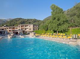 Apartaments Giberga, hotel en L'Aldosa