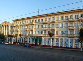 Hotel Vinnytsia Sawoy, hotel in Vinnytsya