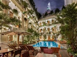 Grand Hotel Saigon, hotel in District 1, Ho Chi Minh City