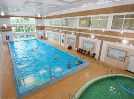 Sanatoriy Victoriya, family hotel in Pushkino