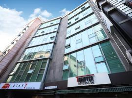 Stay 7 Hostel Myeongdong, hostel in Seoul