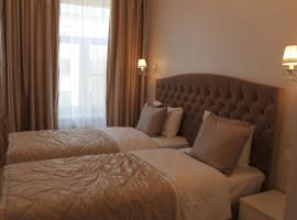 Guest House Roma, hotel near Vitebsky Train Station, Saint Petersburg