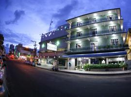 Frota Palace Hotel, hotel in Macapá