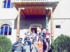 ShAHRISTON HOTEL KHIVA, hotel en Khiva