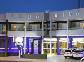 Água Viva Hotel, hotel em Olímpia