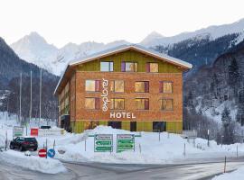 Explorer Hotel Montafon, hotel in Gaschurn