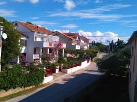 Apartmani Nimčević, budget hotel in Biograd na Moru