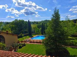 Torrebianca Tuscany, hotel cerca de Outlet de lujo The Mall Firenze, Rignano sull'Arno