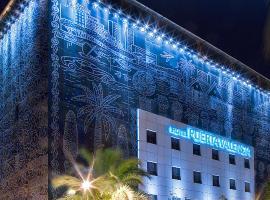 Silken Puerta Valencia, hotel in Valencia