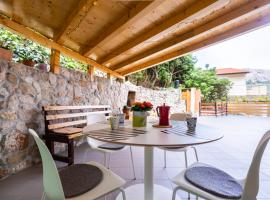 Apartments Ana Baska, pet-friendly hotel in Baška
