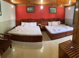 JC Woodville Manor, economy hotel in Kodaikānāl