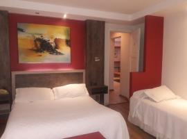 Hotel Cadiz, Hotel in San Antonio