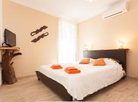 Nice apartment in the city center, budget hotel in Rovinj