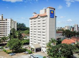 Comfort Hotel Joinville, hotel near Joinville Arena, Joinville