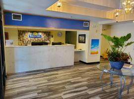 Days Inn by Wyndham Macon I-75 North, hotel in Macon