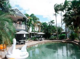 Motel Nomad, motel in Cairns