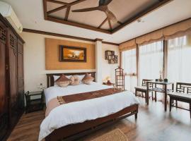PnP Exclusive Apartment & Hotel, hotel in Danang