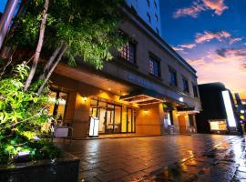 Hotel JAL City Nagasaki, hotel in Nagasaki
