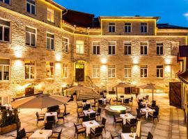 The von Stackelberg Hotel Tallinn, отель в Таллине