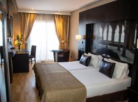 Ulises Hotel, hotel in Ceuta