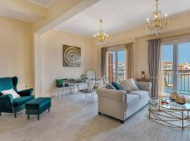 Anaria Gold Suite, apartment in Ermoupoli