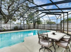 1505 Citrus Street Home, vacation rental in Clearwater