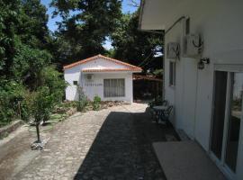 Studios La Kastania, budget hotel in Therma