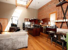 Main Street Loft Condo 148163, apartment in Ouray
