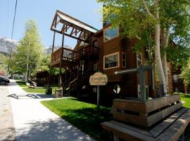 Peregrine Point 305 Condo, apartment in Ouray