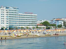 Hotel Columbus, hotel v Lignanu Sabbiadoru