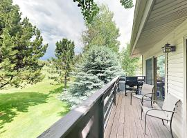 Stagecoach Apartment 267, hotel in Catherine