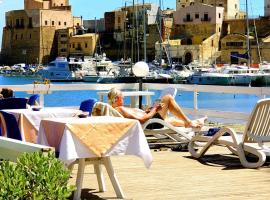 Hotel Cala Marina, hotel a Castellammare del Golfo