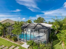 5019 Pelican Blvd Home, haustierfreundliches Hotel in Cape Coral
