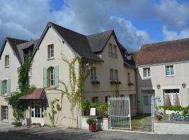 Relais de la Mothe, hotel in Yzeures-sur-Creuse