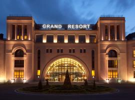 Grand Resort Jermuk, отель в Джермуке